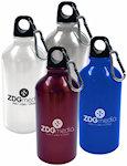 17oz Geo Aluminum Bottles